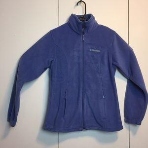 Columbia Mount Cannon Fleece Jacket Coat Soft NWT